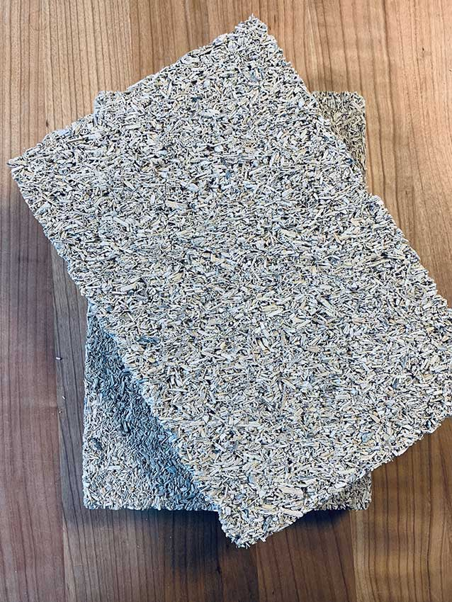Panneaux isolants en chanvre-Construire durablement-Chanvre